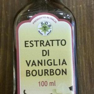 Vaniglia Bourbon estratto