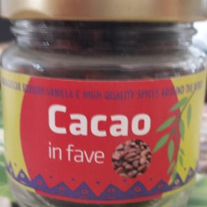 Cacao fave vasetto